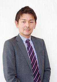 投資部門 取締役社長 小林 慎吾